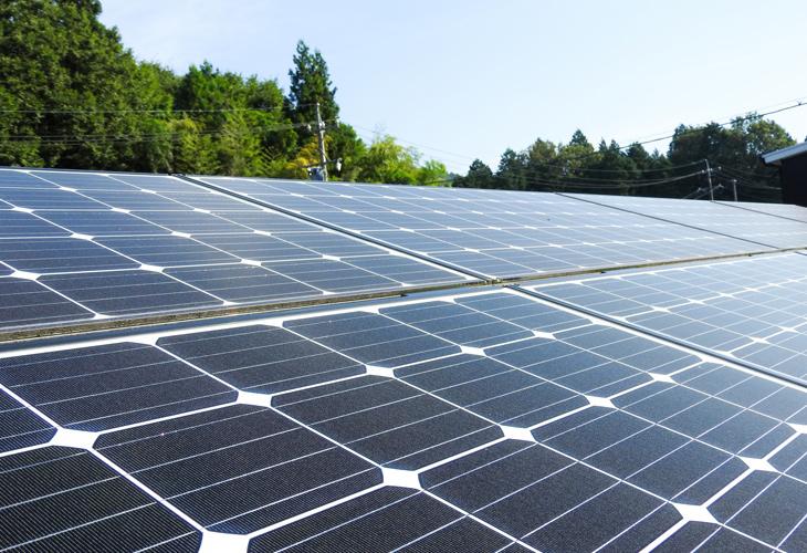省エネルギーと創エネルギーによる会社の社会的責任